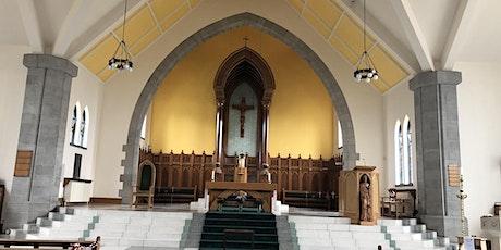 Vigil Mass - St James' Coatbridge - Saturday 18th July 4.15pm tickets