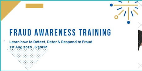 How to Detect, Deter and Respond to fraud. tickets
