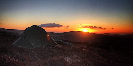 Summit Trek & Camp Wicklow tickets