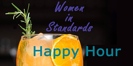 Women in Standards April 2021 Happy Hour tickets