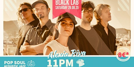 Alexia Riva - Live@BlackLab entradas