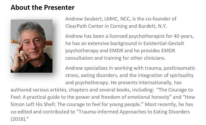 A Trauma-informed Approach to Eating Disorders image