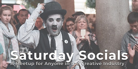 Saturday Creative Social - A meetup for anyone in the Creative Industry tickets