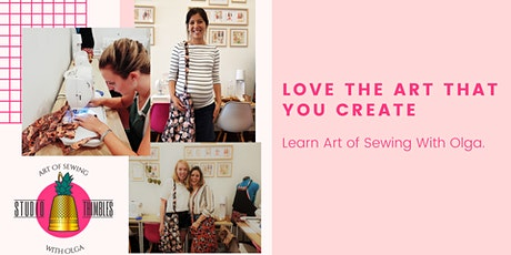 Sewing Workshop / Class – Eco Tote Bag for any occasion! tickets