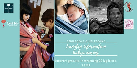 Incontro informativo babywearing biglietti