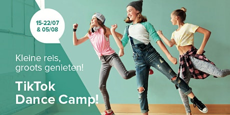 TIK TOK DANCE CAMP in Shopping 1 Genk billets