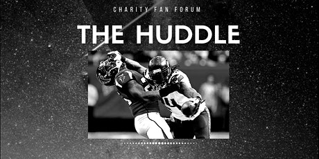 The Huddle - NFL Fans Interactive Zoom call - Dante Hall tickets