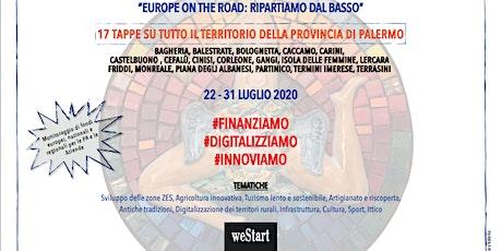 Europe on the Road -  Ripartiamo dal Basso biglietti