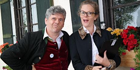 Bayrisch für Anfänger Comedy Dinner Tickets