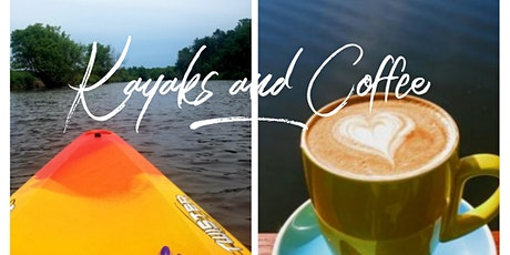 Kayaks and Coffee at Pec Time Tubing, Inc. tickets