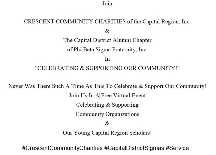 """Crescent Community Charities: """"Celebrating  & Supporting our Community!"""" image"""