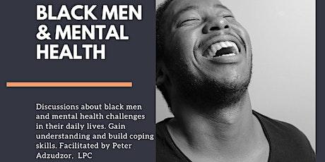 Black Men & Mental Health  tickets
