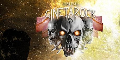 GINETAROCK 2021 entradas