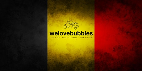 Open Air Saturdays - Samedi Belge - Jeux d'Hiver tickets