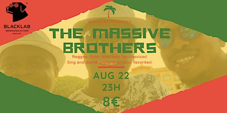 The Massive Brothers - Live@BlackLab tickets
