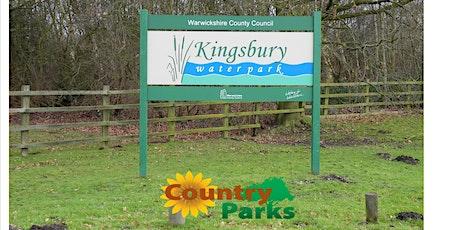 Kingsbury Water Park Car Parking Tickets tickets