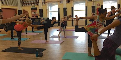 ChART Saturday morning Yoga - Online tickets