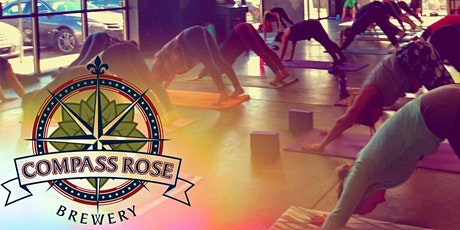 Compass Rose Yoga tickets