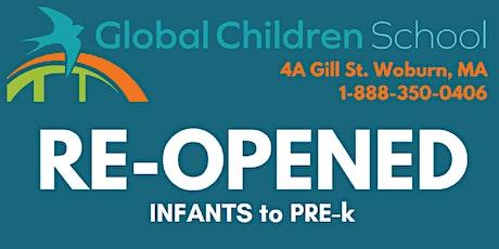 Global Children School Virtual Tour tickets