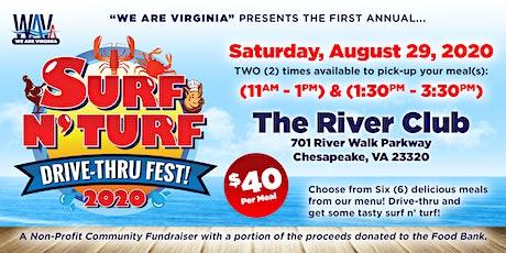 Surf N' Turf Drive-Thru Fest!! tickets
