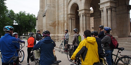 Pedal into History - Birth of a Province Bike Tour (July 19th) tickets