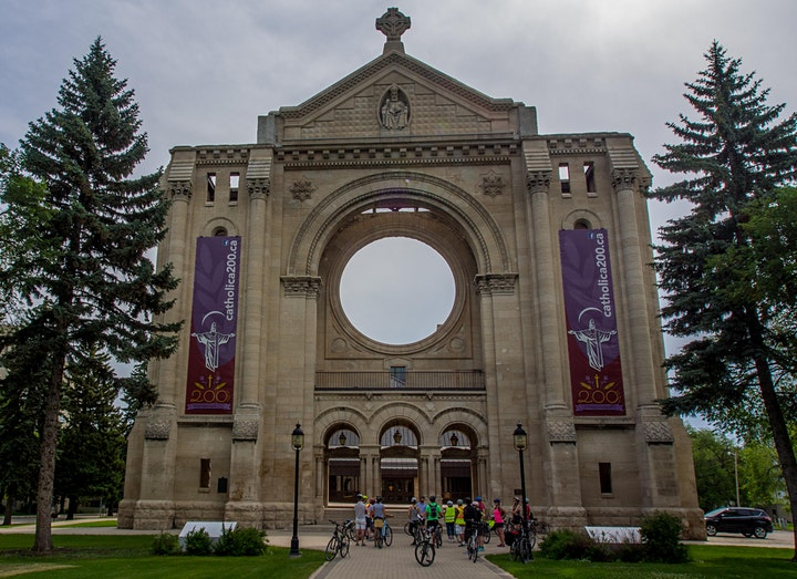 Pedal into History - Birth of a Province Bike Tour (August 19th ) image