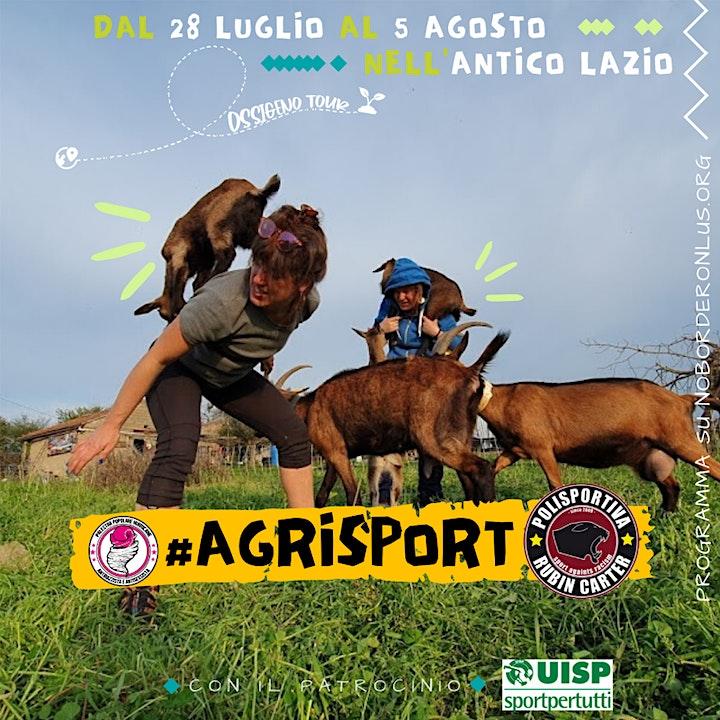 Immagine #OssigenoTour | Tappa #5 - AgriCultura Pantasema