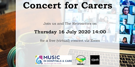 Concert for SEND Parents and Carers tickets