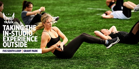 F45 South Loop Outdoor Bootcamp tickets