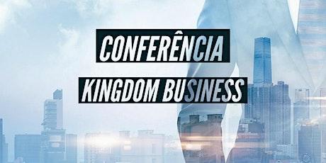 Conferencia Kingdom Business ingressos