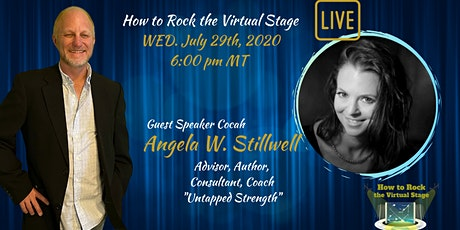 How To Rock The Virtual Stage Show tickets