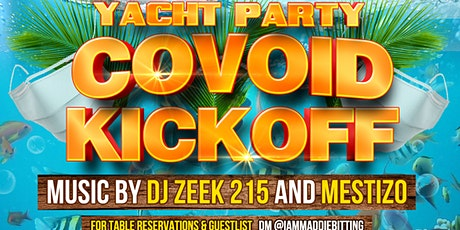 COVOID KICKOFF tickets