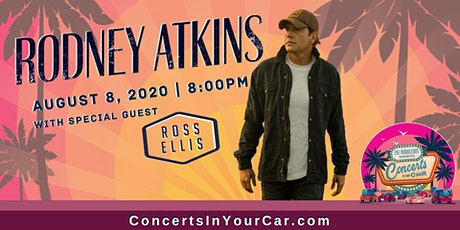 Concerts In Your Car - RODNEY ATKINS tickets