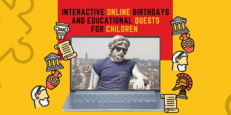 Ancient Greek Myths Quest (for ages 8-10) tickets