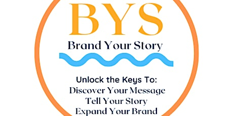 Brand Your Story Virtual Seminar tickets