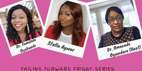 HER STORY: FROM PAIN TO PURPOSE (Failing Forward Friday Series) tickets