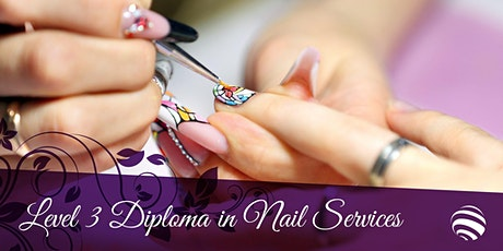 VTCT Level 3 Diploma in Nail Services tickets