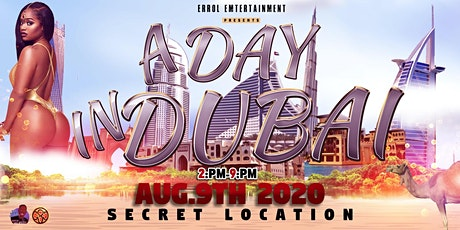 A Day In Dubai tickets
