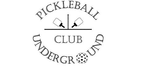 Pickleball Underground Club Fall Pickleball League tickets