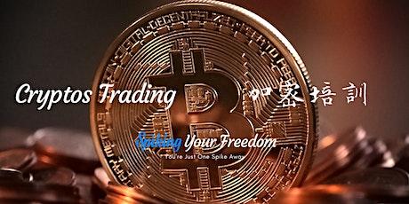 Spiking Cryptos Trading → HODL tickets
