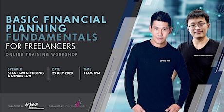Basic Financial Planning Fundamentals for Freelancers tickets