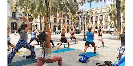 Yoga en la calle entradas