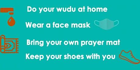 Jumuah prayer York Mosque tickets