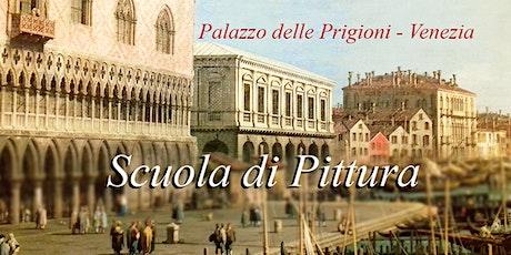 Acquerello en plein air a Chioggia (Venezia) biglietti