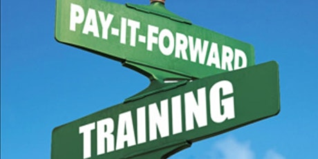 Free Pay-it-Forward Networking Programs' Training tickets
