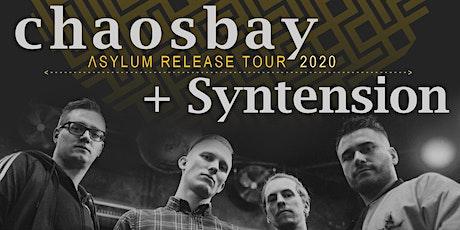 Chaosbay + Syntension // KuBa Jena Tickets