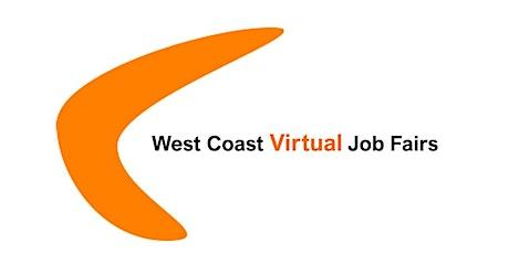 Virtual Job Fair- Las Vegas tickets
