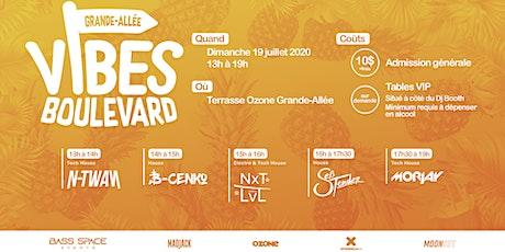 Vibes Boulevard #3 with Seb Tender, Morjay, B-Cenko, N-Twan & NxT LvL billets