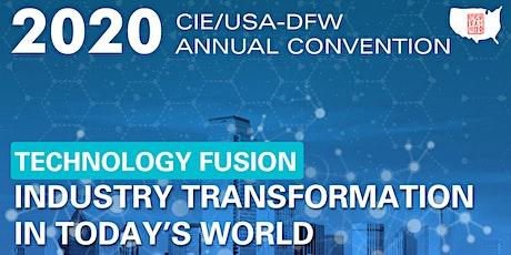 2020 CIE/USA-DFW  Fall Symposium Day 2: Leadership and Career Development tickets