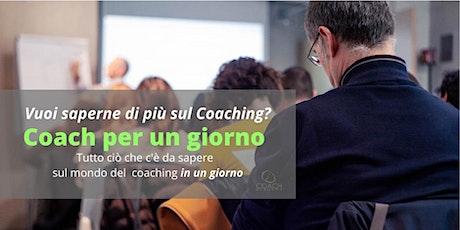 Coach per un giorno -  Cagliari biglietti